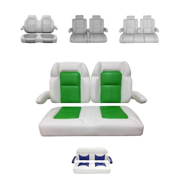 Golf Cart Custom Seat Style
