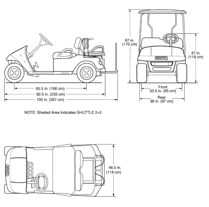 Golf Cart Diion Pictures Of Yamaha Fleet Vector Drawing on