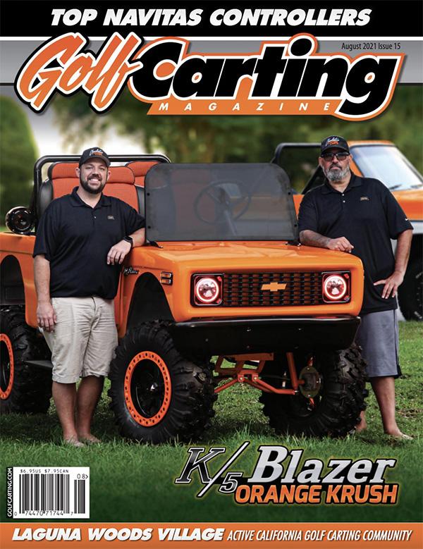 Golf Carting Magazine Aug 2021