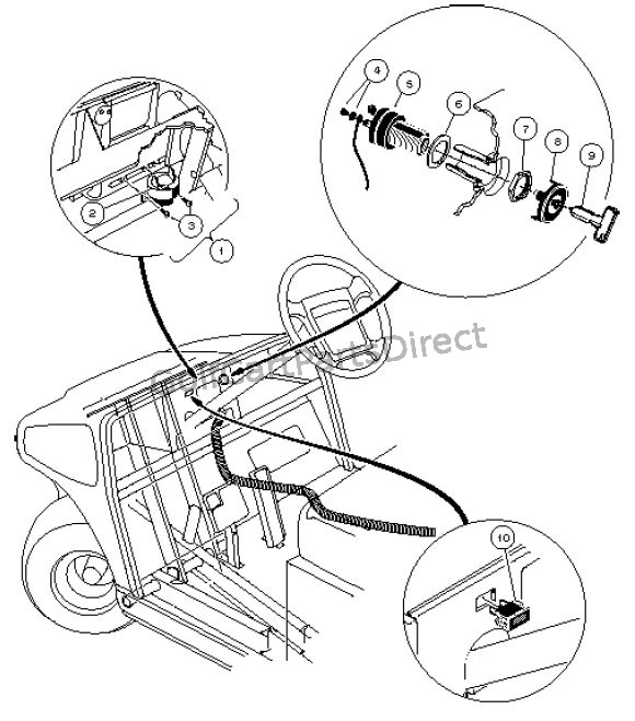 2006 club car fuse box 2008 jeep patriot trailer wiring