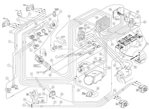 2004 Ezgo Golf Cart Wiring Diagram
