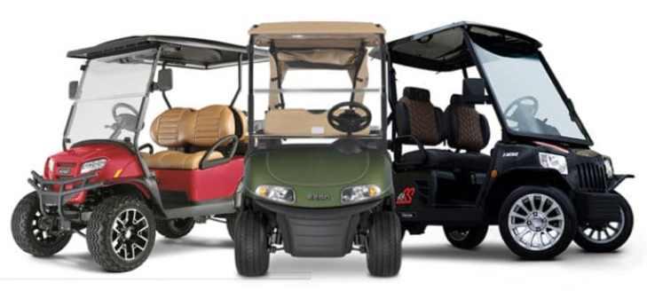 golf Cart or Car