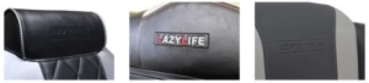 Lazy Life Embossed