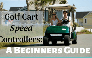 Golf Cart Speed Controllers: A Beginners Guide