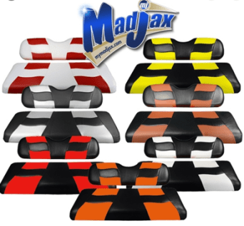 MadJax Seat Covers
