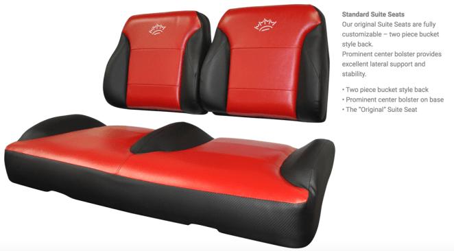 Standard Suite Seats