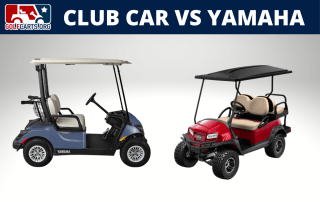A Comparison of Club Car vs Yamaha