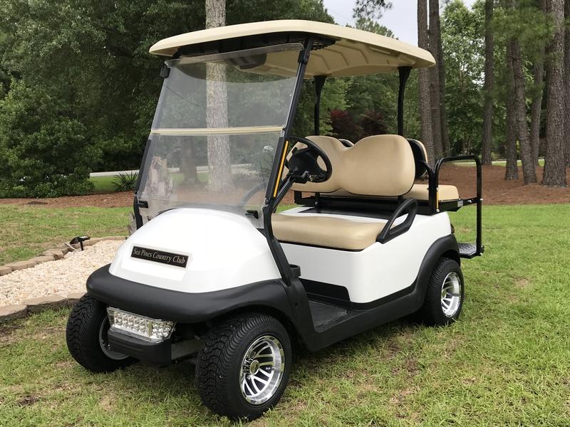 golf carts for sale new bern carolina