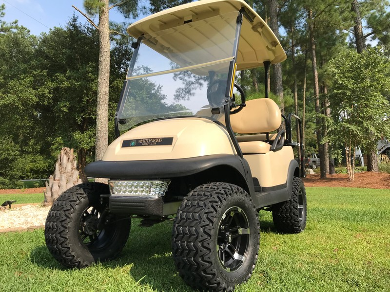 Used Lifted Golf Cart for Sale in New Bern