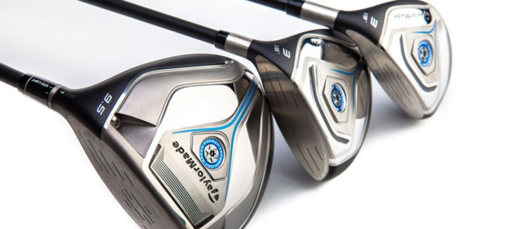 Taylormade Golf Clubs and Accessories from Golf City Sports