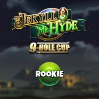 Golf Clash - Rookie Division | Qualifying Walkthrough | Dr. Jekyll & Mr. Hyde 9 Hole Cup