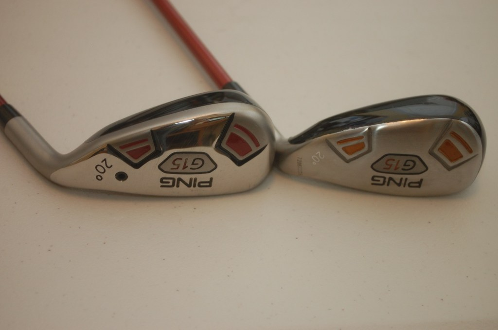 Counterfeit Ping G15 Hybrid