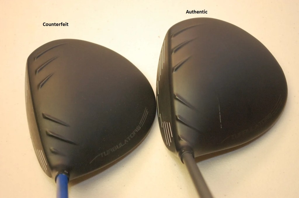 Counterfeit Ping G30 Driver