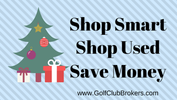 How to Save on Golf Gifts this Christmas • Golf Club Brokers Blog