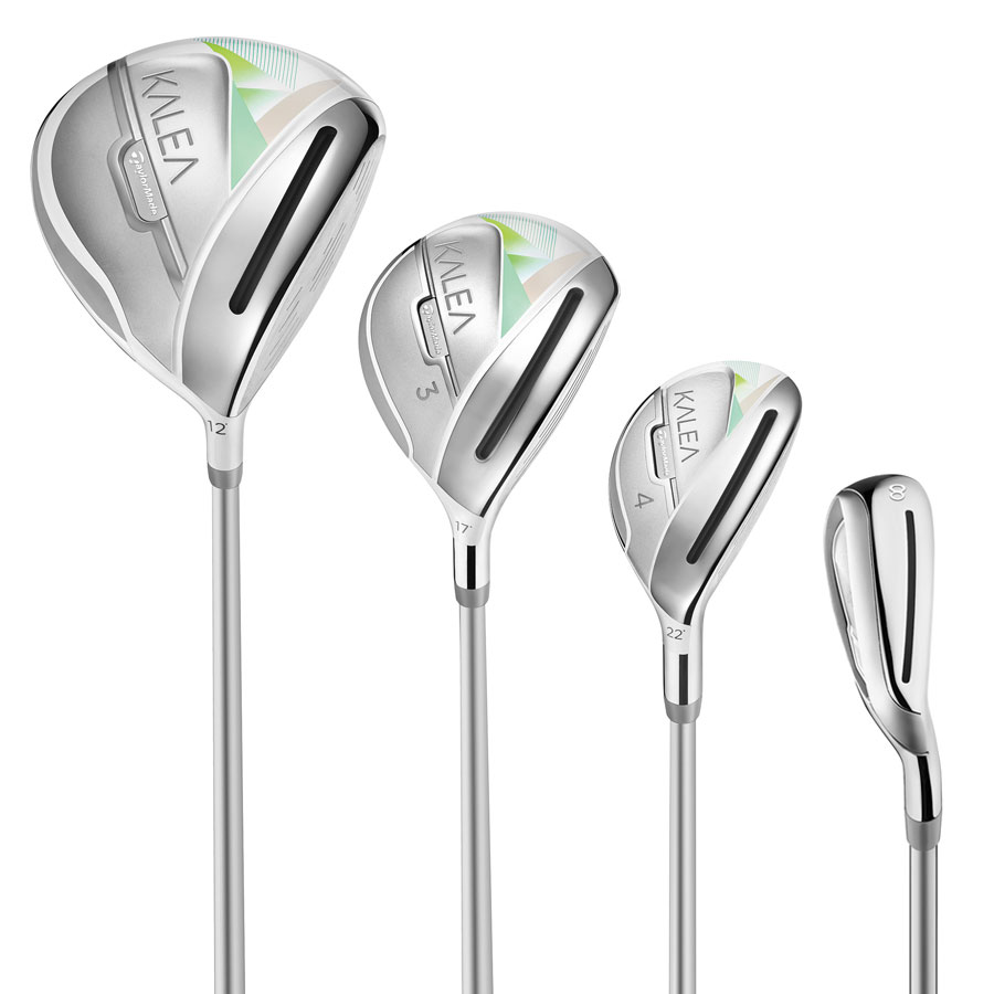 Womens Left Handed Golf Clubs >> Taylormade Golf Kalea Ladies 10 Piece Set Left Handed Golf Club Graphite Shaft Shop For Golf Clubs At Discount Pricing On Golfclubs Com Shop For