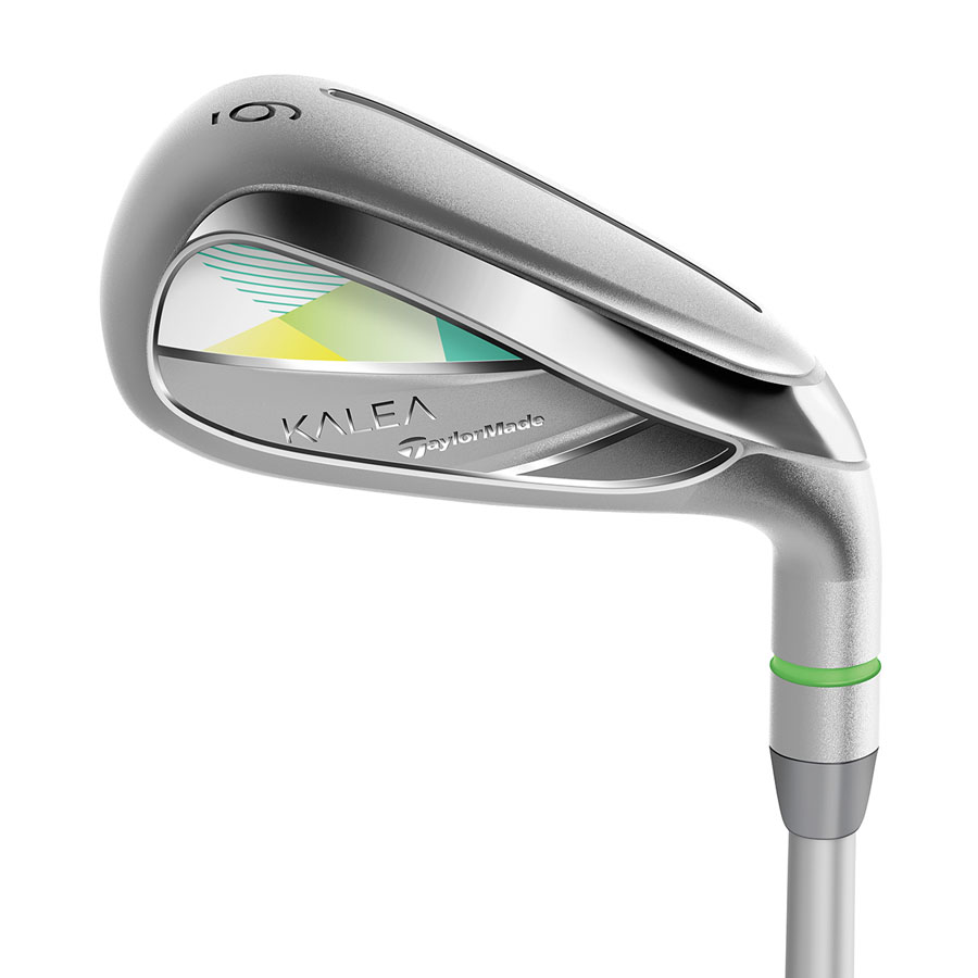 Womens Left Handed Golf Clubs >> Taylormade Golf Kalea Ladies Iron Set 6 Pw Sw Clubs Left Handed Golf Club Shop For Golf Clubs At Discount Pricing On Golfclubs Com Shop For Golf