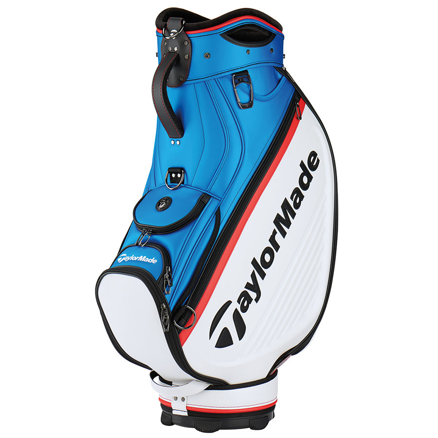 Taylormade Golf Bag >> Taylormade Golf Tour Cart Bag White Shop For Golf Clubs At