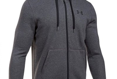 51zfkYs6x8L - Under Armour Men's Rival Cotton Full Zip Hoodie