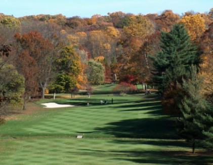 Rolling Green Golf Club In Springfield Pennsylvania