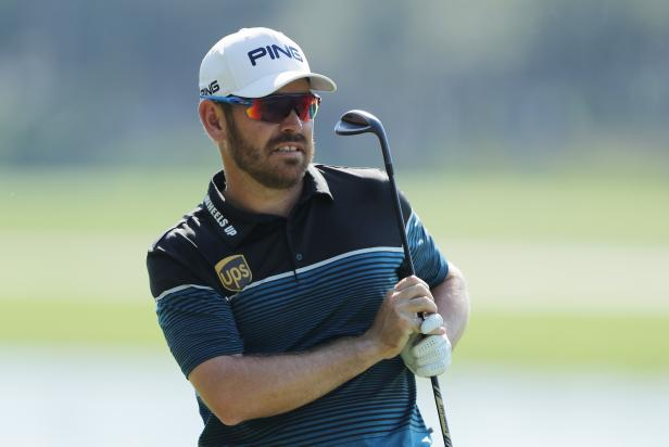 Louis Oosthuizen was a last-minute WD from Colonial, and ...