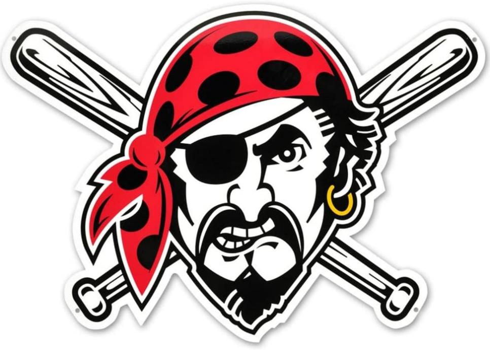 The Pittsburgh Pirates Just Got A Very 2020 Update To Their Logo This Is The Loop Golfdigest Com
