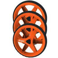 3.5+ Trolley Wheel Kit - Orange