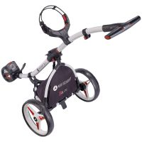 S1 Lite Golf Trolley - White