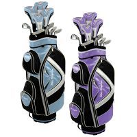 Ben Sayers M15 Ladies Package Set Graphite - Cart Bag