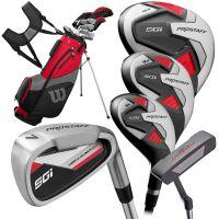 Wilson ProStaff SGI Golf Package Set - 1 Inch Longer