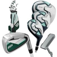 Wilson ProStaff SGI Golf Package Set - Ladies