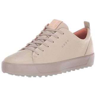 Ecco 2019 Womens Soft Golf Shoes - Oyster