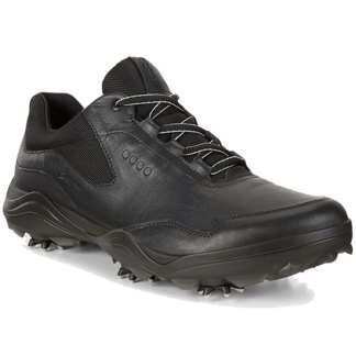 Ecco Mens Strike Gore-Tex Golf Shoes - Black