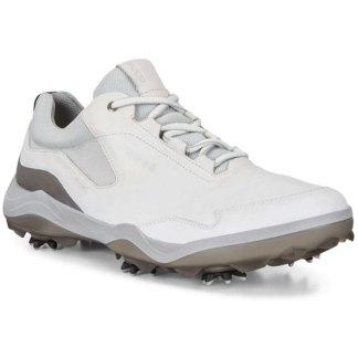 Ecco Mens Strike Gore-Tex Golf Shoes - White
