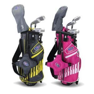 "US Kids 4 Club Stand Bag Golf Set: Age 5 (42"")"