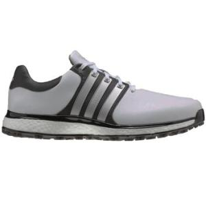 Adidas Tour 360 XT-SL Golf Shoes - White/Black
