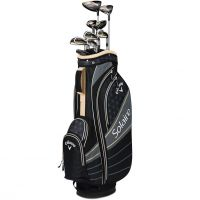 Callaway Solaire 11 Piece Womens Golf Set - Champagne