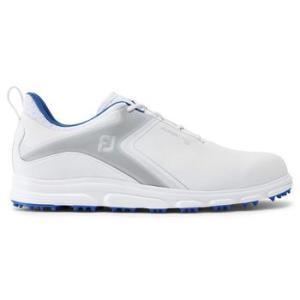 FootJoy Mens Superlites XP 2020 Golf Shoes - White/Grey