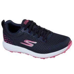 Skechers 2020 Ladies MAX FAIRWAY 2 Golf shoes - Navy/Pink