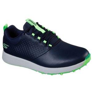 Skechers Mens 2020 GO GOLF ELITE 4 Golf Shoes - Navy/Lime