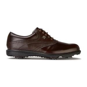 FootJoy HydroLite 2.0 Golf Shoes - Dark Brown