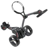Motocaddy M1 Graphite Electric Golf Trolley 2020 - Standard Lithium