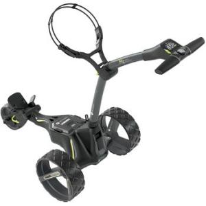 Motocaddy M3 Pro DHC Graphite Electric Golf Trolley 2020 - Standard Lithium