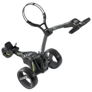 Motocaddy M3 Pro Graphite Electric Golf Trolley 2020 - Extended Lithium
