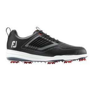 FootJoy Mens Fury Golf Shoes 2020 - Black/Red