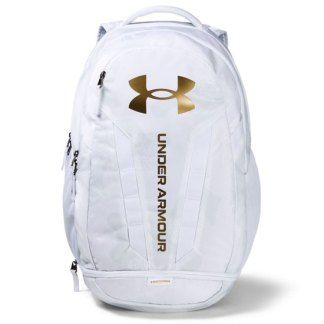 Under Armour 2020 Hustle 5.0 Backpack White/Gray - OSFA