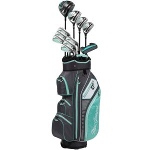 MacGregor DCT3000 Ladies Golf Package Set Graphite