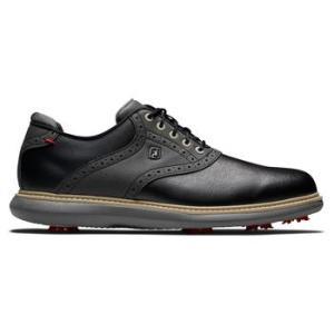 FootJoy Traditions Golf Shoes 2021 - Black