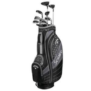 Callaway Solaire 11 Piece Womens Golf Set - Black