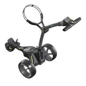 Motocaddy M3 GPS Graphite Electric Golf Trolley 2021 - Standard Lithium