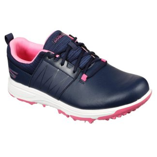 Skechers Ladies FINESSE Golf Shoes - NAVY/PINK